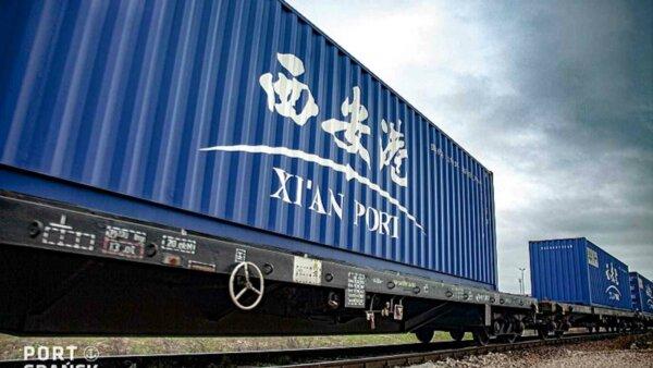 Transportul feroviar de marfă între China și Europa înregistrează o creștere dinamică. Cine benefici