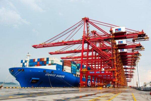 Portul Meishan se redeschide mai devreme decât data preconizată
