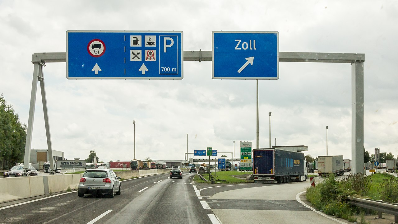 Austria's speeding fines are to be more than doubled from tomorrow