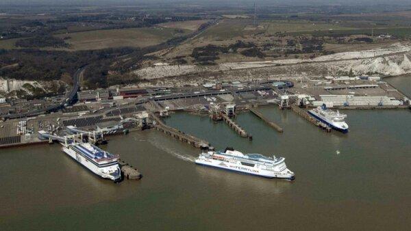Tarifele pentru transportul rutier de mărfuri pe direcția Marea Britanie – UE au crescut cu 16,8%. C
