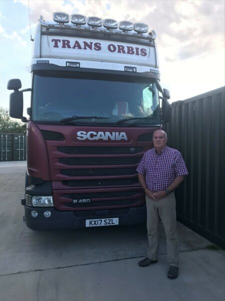 Cambridge road transport firm confronts haulage fraud