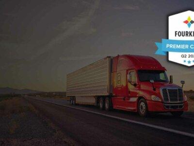 FourKites a publicat lista celor mai performanți transportatori în materie de vizibilitate la nivel