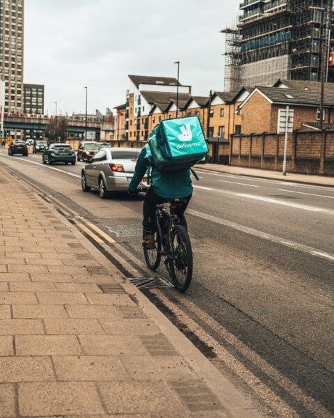 """Neue britische Straßenverkehrsordnung macht """"einige Verkehrsteilnehmer für das Verhalten anderer ver"""