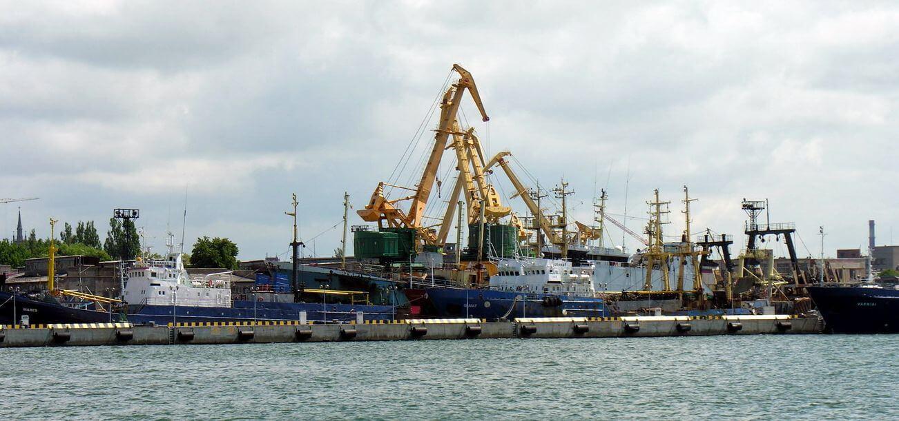 Klaipėdos uostas pirmauja tarp Baltijos šalių uostų