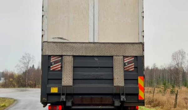Sweden: over 40% of trucks failing technical inspections