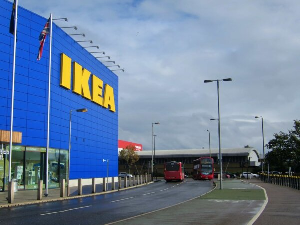 IKEA charters own ships as supply issues affect 1,000 product lines in the UK
