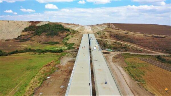 Drumul Expres DX12 I În ciuda mobilizării exemplare, șansele pentru deschiderea traficului în decemb