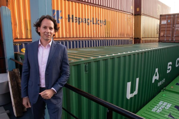 Interview: Hein Oomen spells out how Zero Emissions Services aims to turn inland shipping green