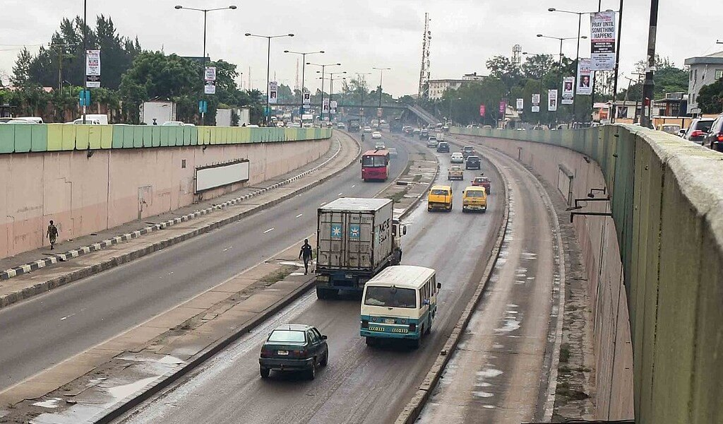 Nigerian lorry drivers enthusiastic about UK's 3 month visa scheme