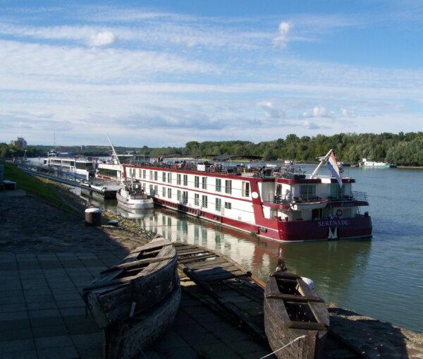 Országos közforgalmú kikötő építése kezdődött Mohácson
