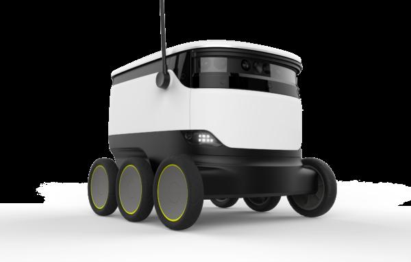 Kilkaset robotów będzie dostarczało towary do domu i to w 20 minut. Zobacz gdzie takie luksusy