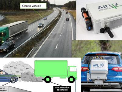 AdBlue sukčiavimai sudomino Danijos tarnybas. Inspektoriai matuoja išmetamus teršalus nestabdant vil