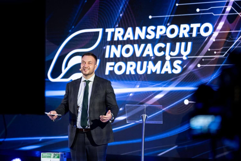 Vilniuje vyks tarptautinis transporto ir inovacijų forumas: kas laukia šio sektoriaus per artimiausius 30 metų?