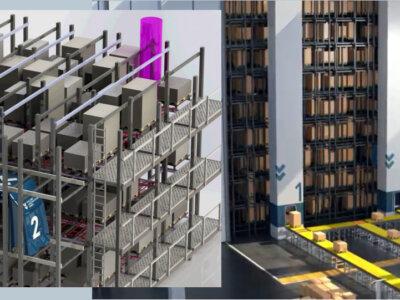 Стартап создал склад с индивидуальным доступом к каждому поддону