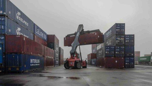 Traficul de containere pe cale ferată între Europa și China a crescut cu 50% în prima jumătate a anu