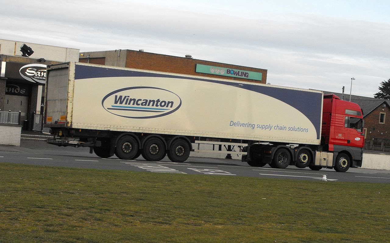 """GMB union: Wincanton HGV drivers receive  11% pay rise """"in recognition of their essential value"""""""