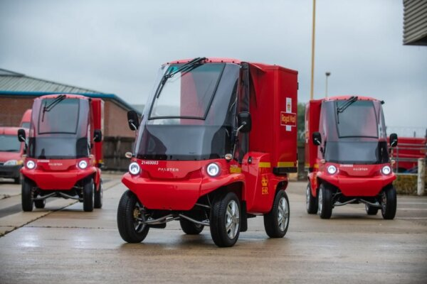 Royal Mail trials MEV models as part of drive to cut emissions
