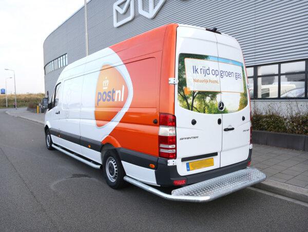 828 tys. euro kary dla niderlandzkich firm kurierskich. Wśród nich jest poczta