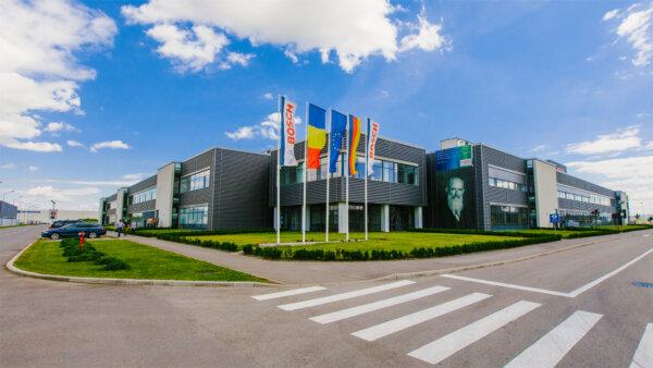Grupul Bosch a inaugurat a treia hală de producție a uzinei de la Cluj
