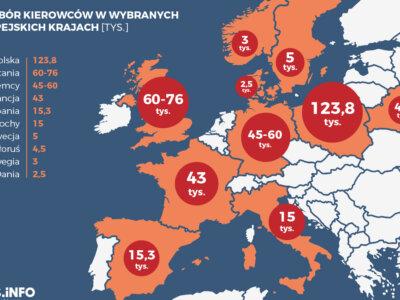 Cała Europa boryka się z tym problemem. Polska niechlubnym liderem