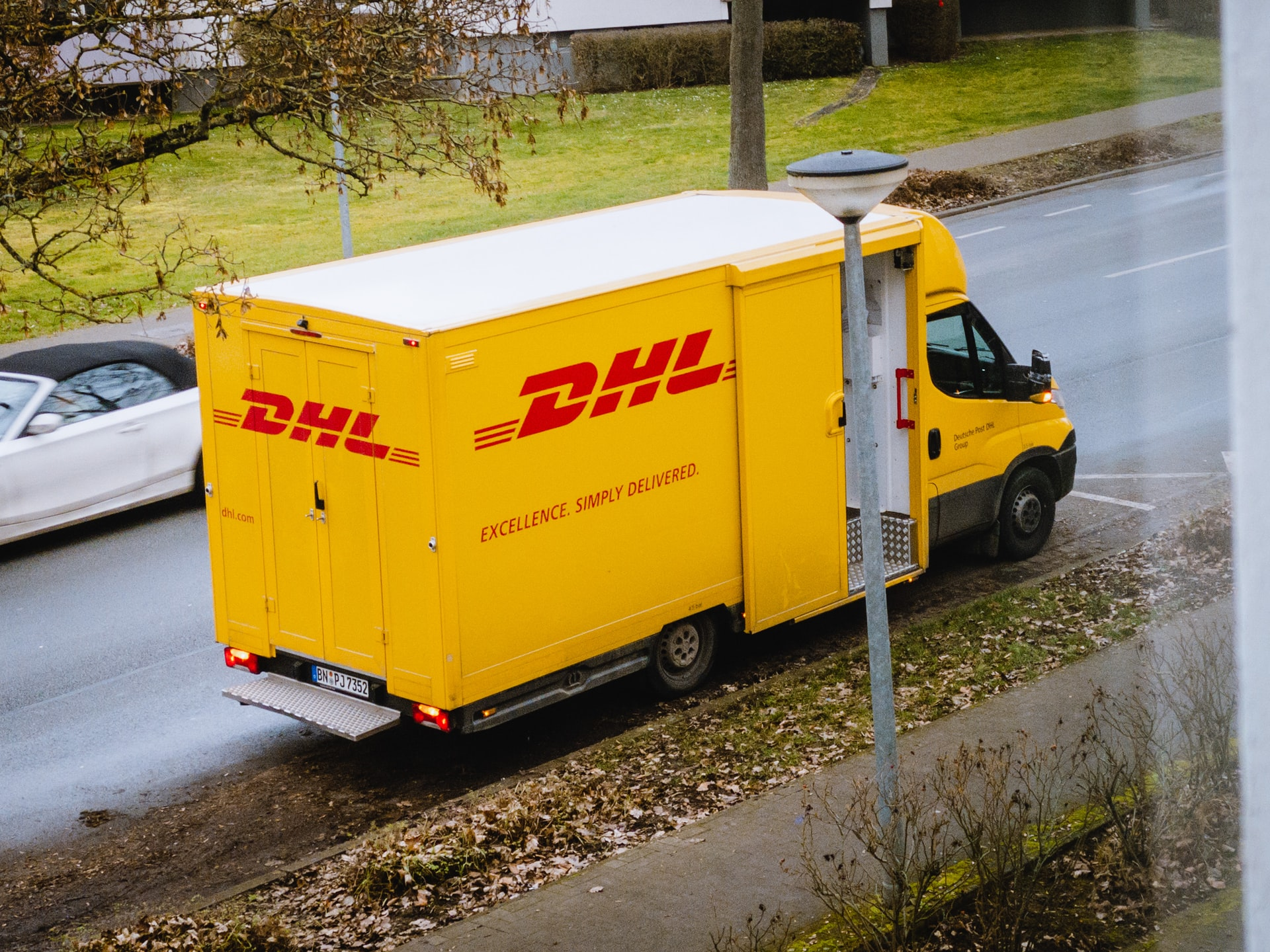 How to make a difference – see how with DHL