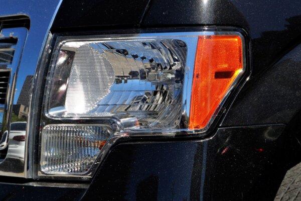 Geldbuße für Pick-up-Truck wegen der Lenk- und Ruhezeiten