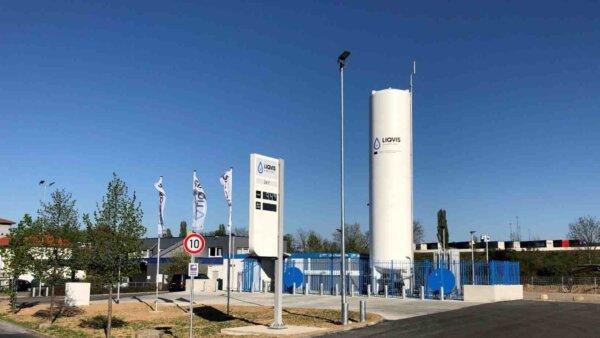 Se deschid noi stații de alimentare cu GNL în Europa de Vest