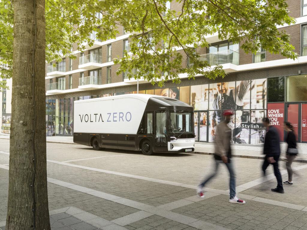 Volta Zero pre-orders pass 2,500; company secures €37 million of Series B funding