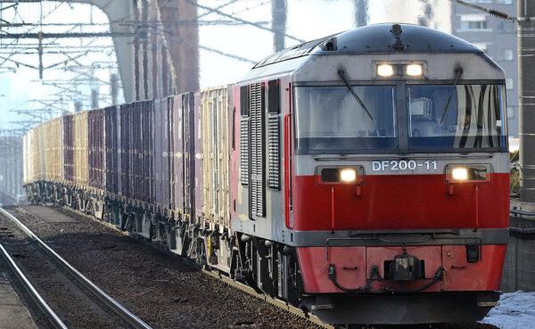 Mehr als 10.000 Güterzüge zwischen Europa und China in nur 8 Monaten