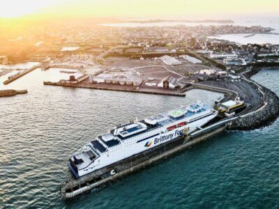CMA CGM invests €25 million in Brittany Ferries