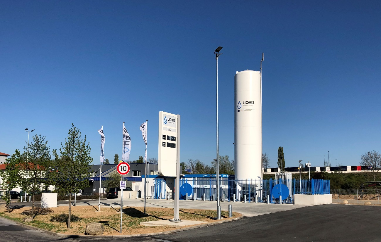 Nowe miejsca do tankowania LNG w Europie Zachodniej. Zobacz, gdzie rozrosła się sieć stacji