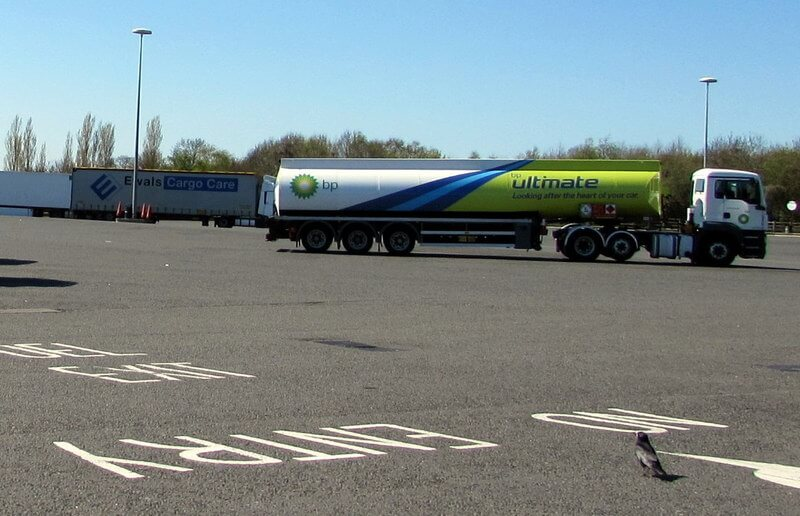 Report: BP set to ration fuel deliveries to petrol stations due to driver shortage