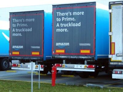 Șoferii care operează pentru Amazon vor avea acces la o platformă de tranzit specială