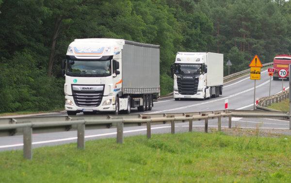 Nowe wyliczenia konsekwencji Pakietu Mobilności. Uderzą przewoźników po kieszeni – nawet 1,5 mln eur