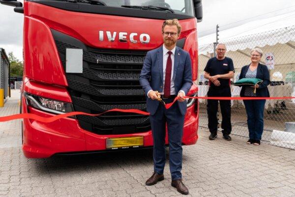 Dánia: zöld közlekedési folyosó a nagyvárosok között + 4 biogáz-töltőállomás