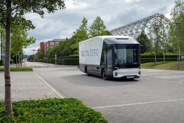 Steyr Automotive erhält Großauftrag für erste E-LKW Serienproduktion von Volta