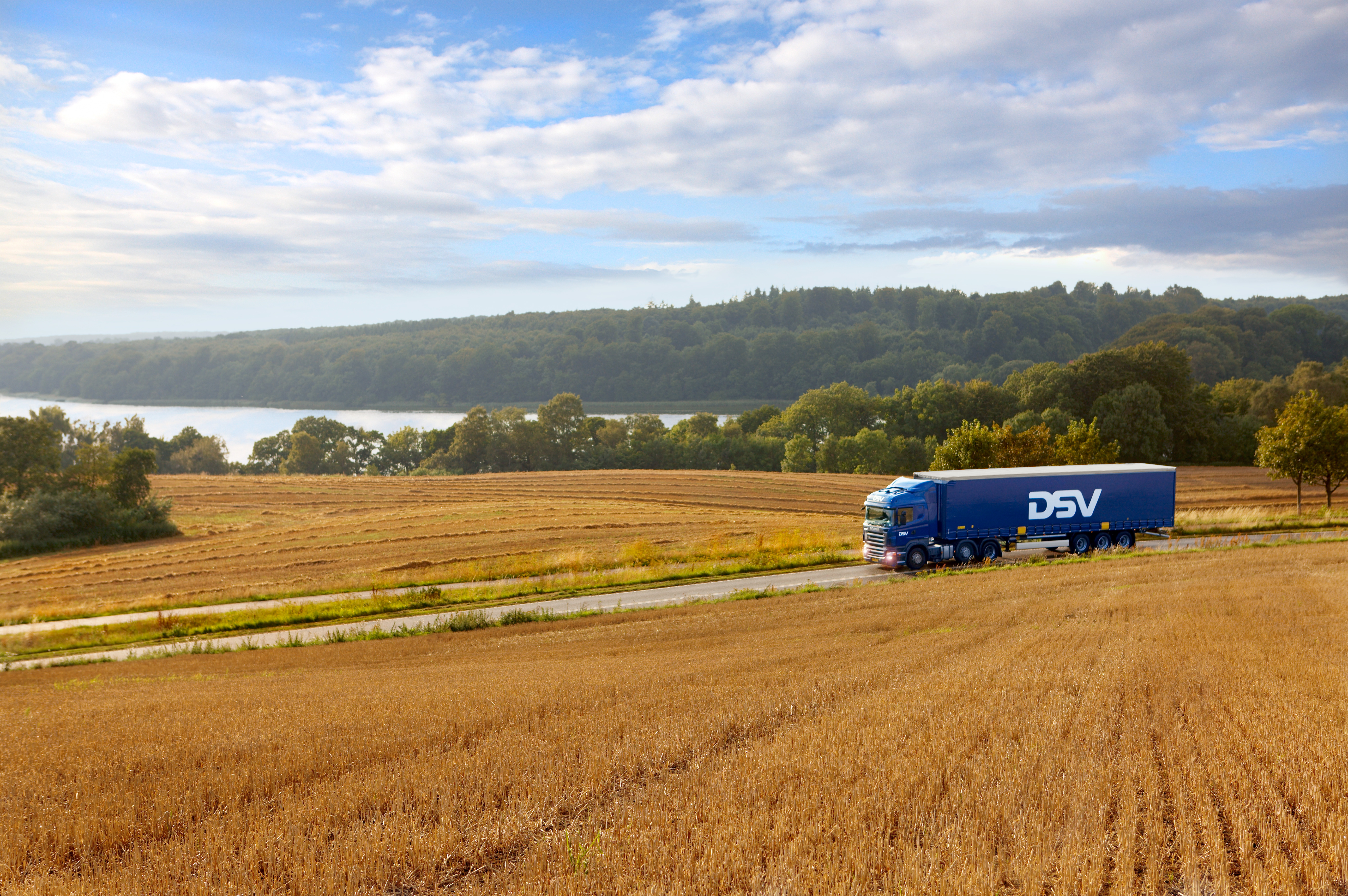 Report: DSV to omit Panalpina from its company name