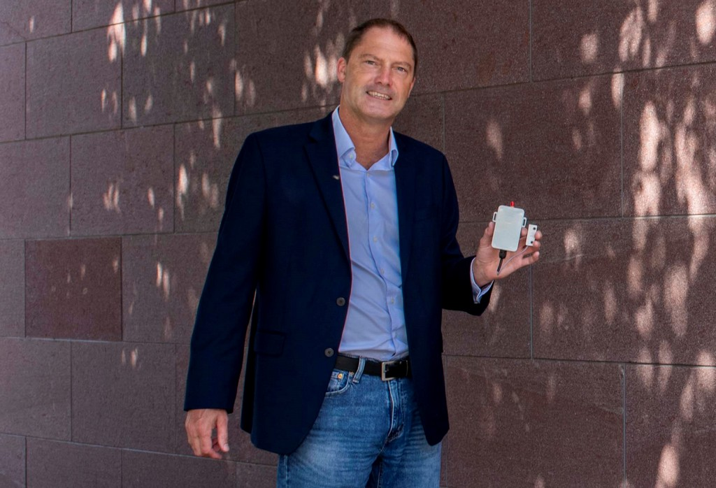 Netfeasa CEO Mike Fitzgerald reveals how new tech will bring visibility to the world's shipping containers