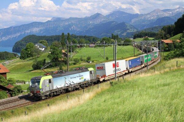 Niemiecki operator intermodalny uruchamia nowe połączenie między Calais a Włochami