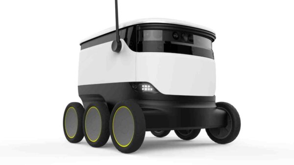 În Marea Britanie câteva sute de roboți efectuează livrări last mile în timp record