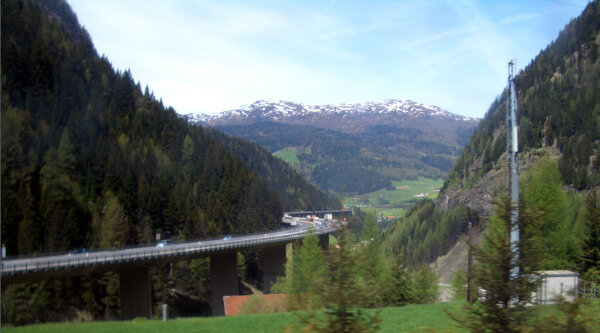 Brenner Roadworks: 4 days of congestion expected next week