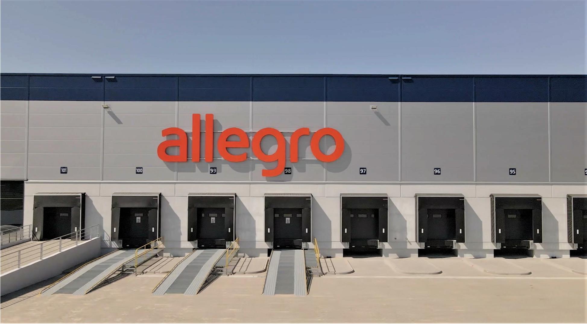 Allegro startuje z usługą logistyczną. Efektem ma być wyraźne skrócenie czasu dostawy