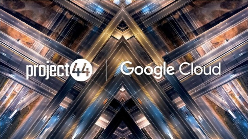 project44 becomes 1st real-time visibility provider for Google's Supply Chain Twin solution