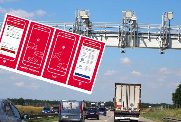 Ministerstwo daje przewoźnikom zniżkę na e-TOLL. Będą też ułatwienia dla wożących towary wrażliwe