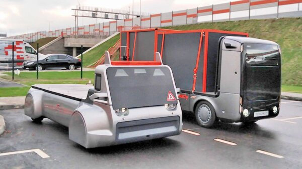 Роботракам – беспилотные логистические коридоры, а робокарам – запретные зоны