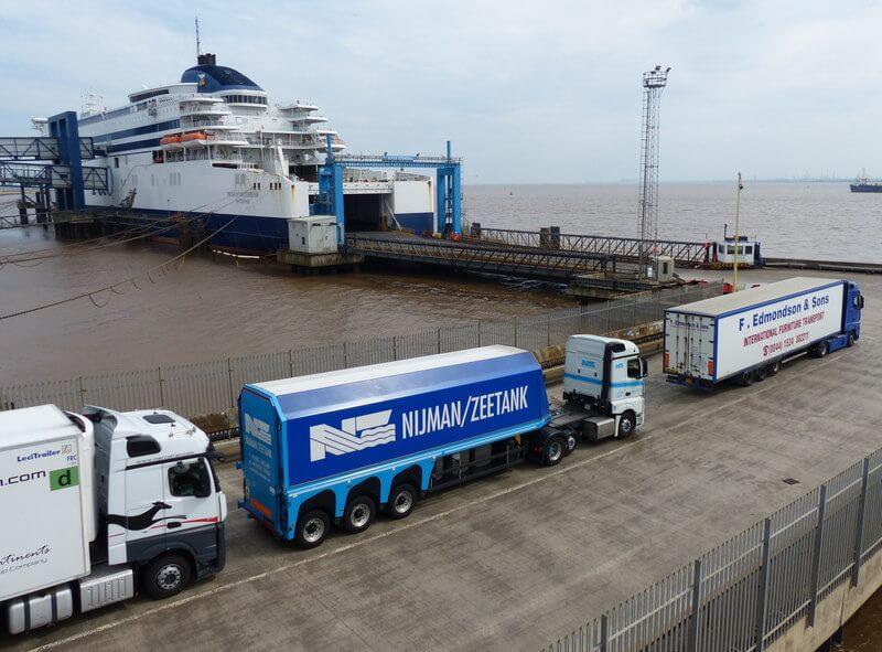 "Dutch trucker union representative: EU workers won't help UK ""out of the sh*t"""
