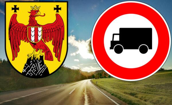 Zakaz dla starszych diesli w jednym z austriackich regionów