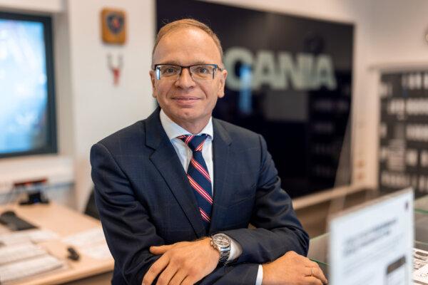 """Sunkiojo transporto ateitis Lietuvoje pagal """"Scania"""""""