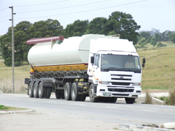 127 tanker drivers granted UK visas; scheme interests drivers from Africa & Asia