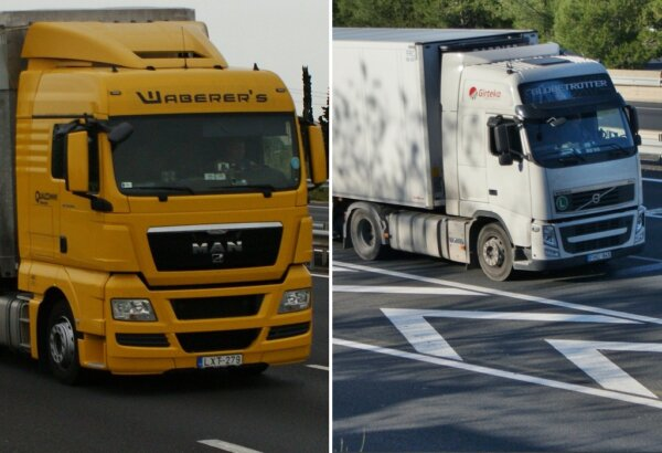 European haulage giants weigh in on UK's supply chain crisis